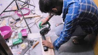 'Engineer without a degree' is an online hit for his cheap equipment