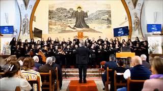 جوقة جامعة سيدة اللويزة - افرحي يا ملكة السماء  NDU Choir-  فصح 2019