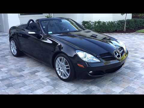 2007 Mercedes-Benz SLK350 Roadster for sale by Auto Europa Naples