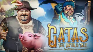 Gatas : The Untold Tale - A Sea of Thieves Story