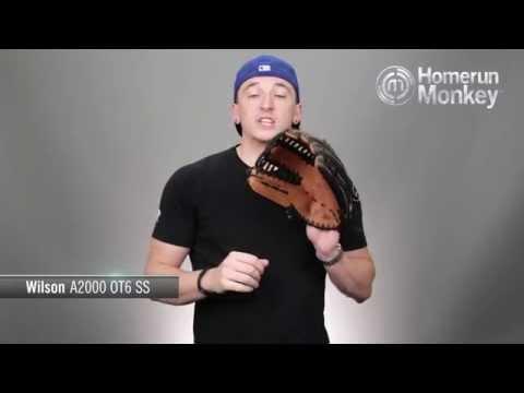Wilson A2000 OT6 SS Baseball Glove