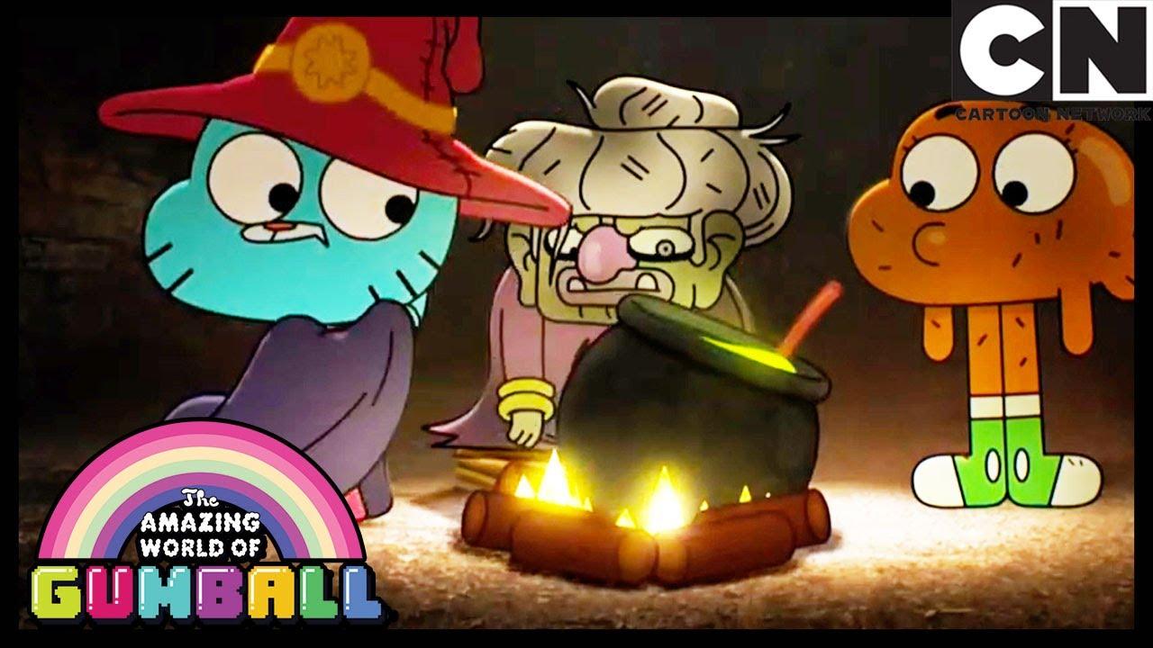 Download Lustro | 👻 Halloween | Niesamowity świat Gumballa | Cartoon Network