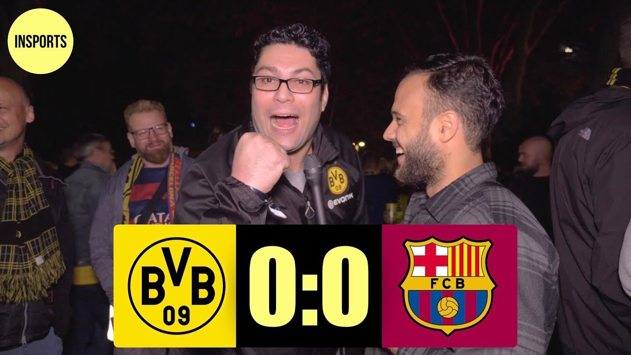 BORUSSIA DORTMUND VS FC BARCELONA │UNVERDIENTES UNENTSCHIEDEN!