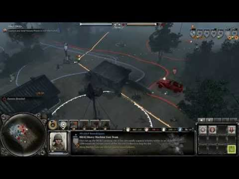 Company of Heroes 2 - Case Blue DLC - Kharkov Pursuit - General Difficulty
