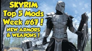 Skyrim Remastered Top 5 Mods of the Week #67 (Xbox One Mods)