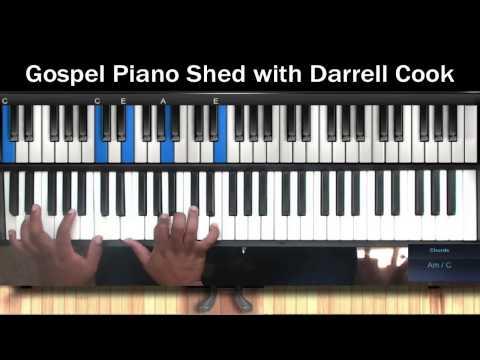 Next Level Gospel Keys Shed