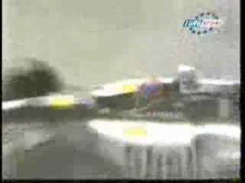 Formula 1 de böyle kaza görmediniz