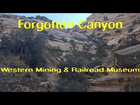 Forgotten Canyon/Secret Mesa - Western Mining & Railroad Museum