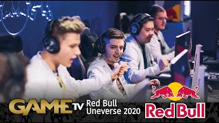 Game TV Schweiz - Red Bull Uneverse 2020