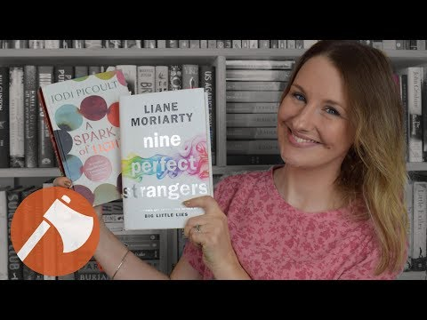 Nine Perfect Strangers & A Spark of Light | Book Reviews Mp3