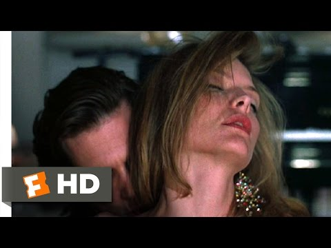 The Fabulous Baker Boys (1989) - Ballroom Back Massage Scene (7/11) | Movieclips