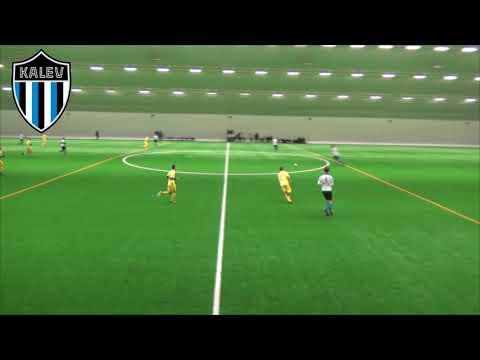 Taliturniir: B-turniiri II voor: JK Tallinna Kalev 0:1 FC Kuressaare