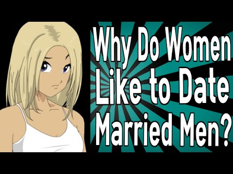 dating married women advice