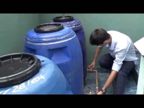 Reaproveitamento da agua da chuva na indГєstria
