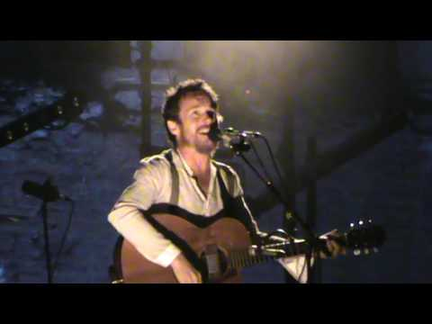 Damien Rice  - 9 Crimes live (Taormina)