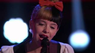Repeat youtube video Melanie Martinez's Audition   Toxic    The Voice