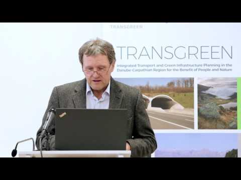Transgreen kickoff: Ecological corridors in the Carpathians. Green Infrastructure