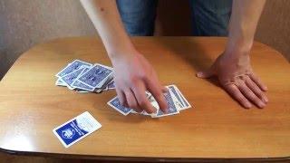 Бесплатное обучение фокусам #33: Уличная магия! Секреты карточных фокусов!