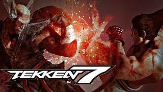 TEKKEN 7 PC Gameplay - Max Settings - i7 6700k / GTX 1070 / 16GB [1440p 60fps]