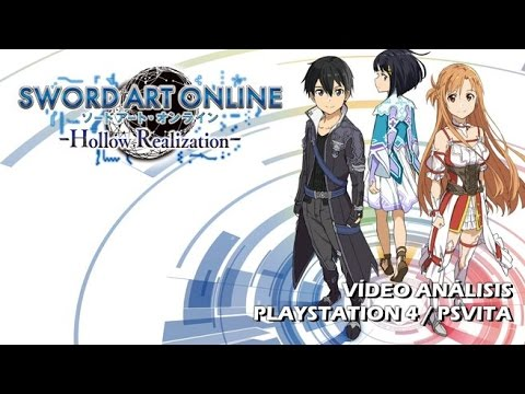 Sword Art Online Hollow Realization | Análisis español GameProTV
