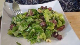Mariah Milano's Famous Walnut & Cranberry Salad!