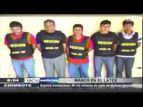 UCV NOTICIAS CHIMBOTE EDICIÓN CENTRAL - EMITIDO 07-03-2016