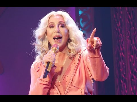 CHER: Walking in Memphis  in Las Vegas  Classic Cher