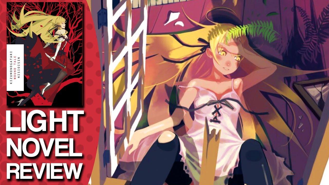 Kizumonogatari Light Novel Pdf