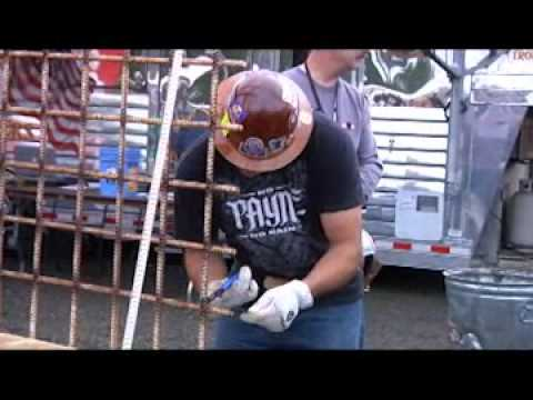 Battle in Seattle, the Ironworker Apprentice Competition, 2010