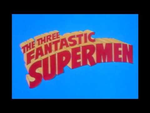 THE THREE FANTASTIC SUPERMEN (1967) US trailer S.T.Fr. (optional)