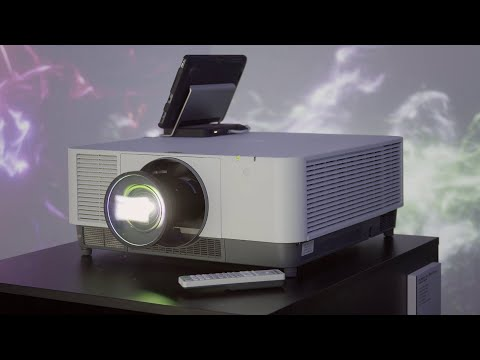Sony at ISE 2020: VPL-FHZ131L Laser Projector