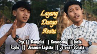 L.D.R (Layang Dungo Restu) - LORO ATI OFFICIAL || Cover Wahyu Fen ft Ardiansyah ||