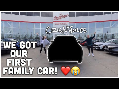 WE GOT OUR FIRST FAMILY CAR!!! (Ano Kaya To?...)  | CrisNJules