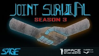 Space Engineers, A new beginning- again- (Joint Survival S3, Ep #1)
