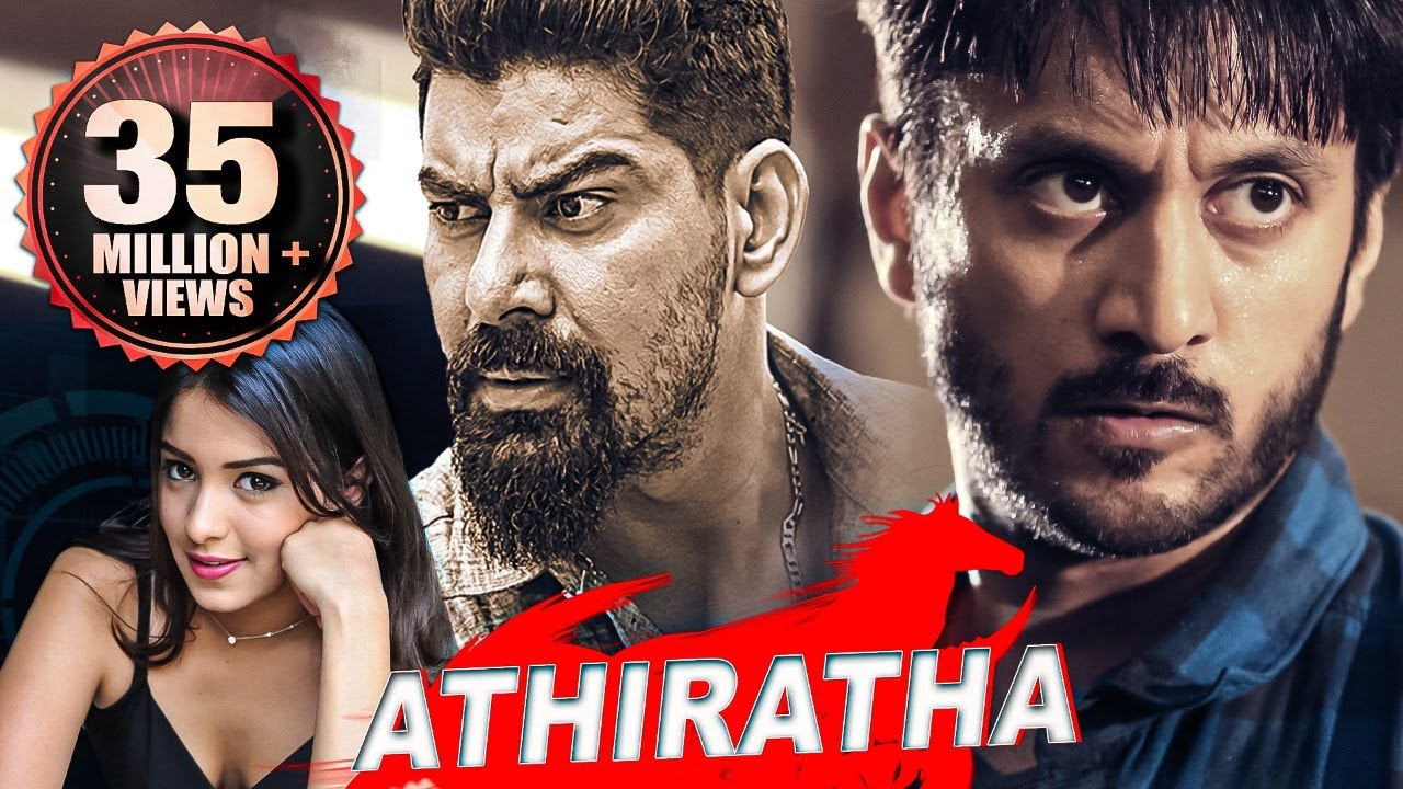 Athiratha (2018) New Released Full Hindi Dubbed Movie   Chethan Kumar, Latha Hegde, Kabir Duhan #1