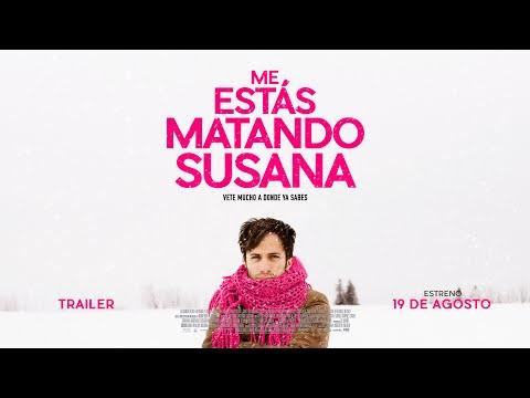 Trailer do filme Me estás matando Susana