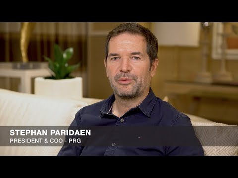 PRG Get to Know Us: Stephan Paridaen, On Making Creative Dreams A Reality