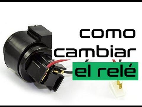 030052fb79a  Tuto  Cambiar el relé para intermitentes LED - Z1000 - YouTube