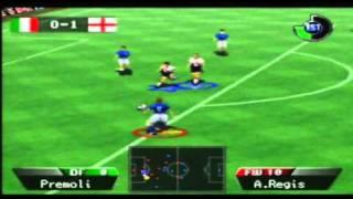 International Superstar Soccer 64 P1 -Gameplay