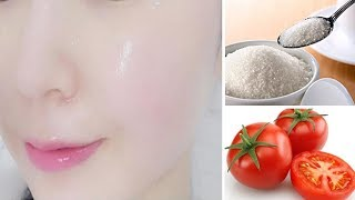 Skin Whitening Tomato Facial at Home | Get Fair, Spotless, Glowing Skin Permanently