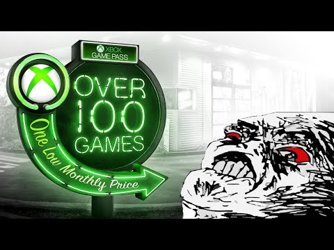 EVERY NEW XBOX EXCLUSIVE IS GOING TO XBOX GAMEPASS. MY THOUG