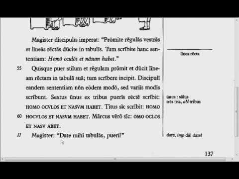 Lingua - 18.2 - Reading Tutorial