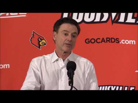 MBB: Rick Pitino Kentucky Postgame Press Conference