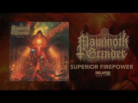MAMMOTH GRINDER - Superior Firepower (Official Audio)