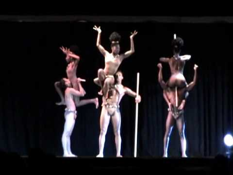Grenada: National Dance Festival:Caribbean Dance Theatre (CUBA) 2009 - Part II