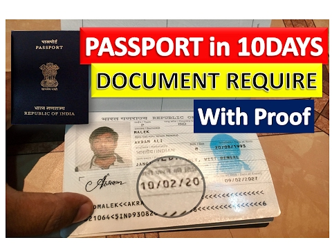 Image result for How to Apply for Passport using Aadhar Card