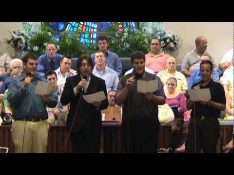 Mountain State School of Gospel Music Men's Quarte...