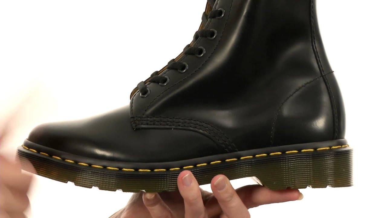 Dr. Martens Alix 10-Eye Zip Boot SKU