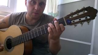 Уроки гитары.POLICE-Every Breath You Take