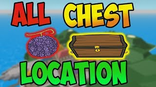 [GIVEAWAY!] ALL CHEST LOCATIONS | STEVE